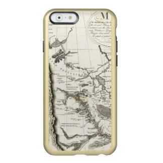 Carte du Missouri Coque iPhone 6 Incipio Feather® Shine