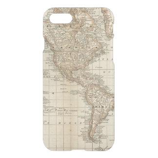Carte du monde 2 2 coque iPhone 7