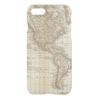 Carte du monde 2 2 coque iPhone 8/7