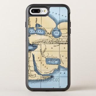 CARTE DU MONDE : ERATOSTHENES COQUE OTTERBOX SYMMETRY POUR iPhone 7 PLUS