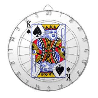 Carte du Roi jeu Jeux De Fléchettes