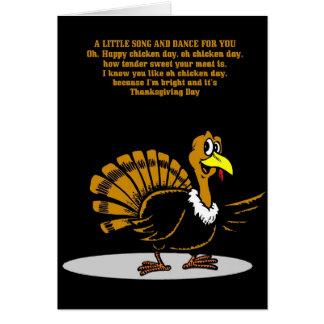 Carte du thanksgiving TBIA