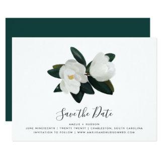 Carte Économies | blanches grandiflora de magnolia la