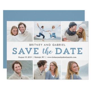 Carte Économies EDITABLE de COULEUR de couples heureux