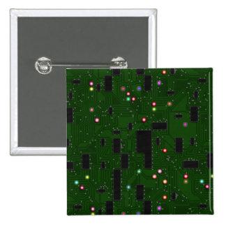 Carte électronique imprimée badge