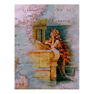 Carte et sirène nautiques antiques