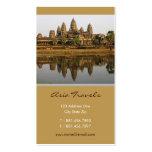 Carte faite sur commande de profil de photo du Cam Cartes De Visite Professionnelles