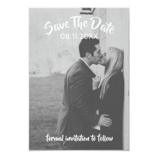 Carte Faites gagner la date - mariage