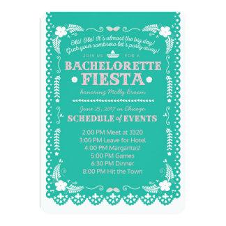 Carte Fiesta de Bachelorette
