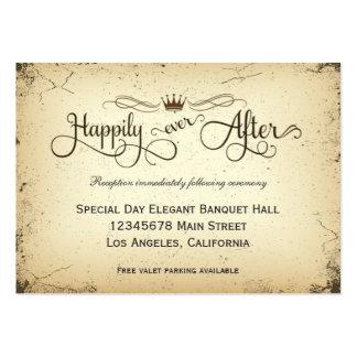 Carte formelle de réception de mariage d intrigue modèle de carte de visite