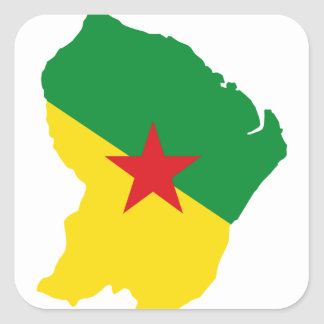 drapeau de la guyane