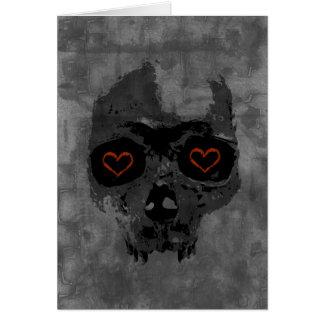 Carte gothique de Saint-Valentin