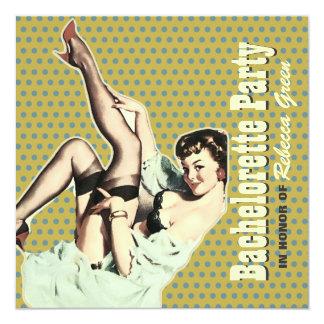 Carte goupille vers le haut de douche de lingerie de