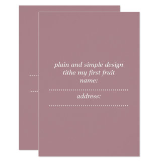 carte incluse d'invit d'invelope blanc standard