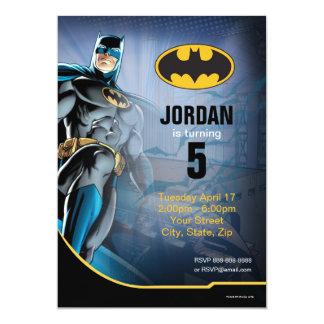 Carte Joyeux anniversaire de Batman |
