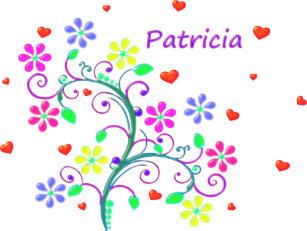 Cadeaux Joyeux Anniversaire Patricia Zazzle Fr