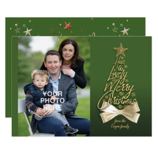 Carte Joyeux Noël et bonne année