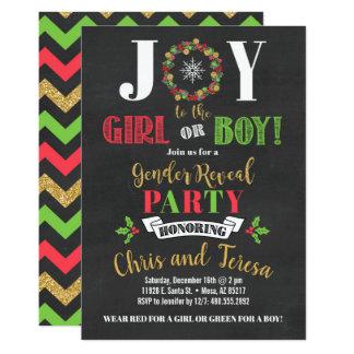 Carte La joie au genre de fille ou de garçon indiquent
