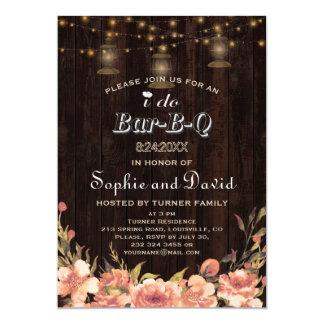 Carte Lanternes en bois florales vintages de Boho de
