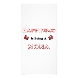 Carte Le bonheur est des Forces navales de la Norvège