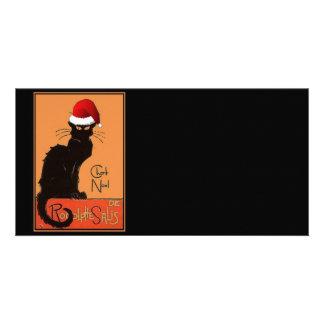 Carte Le Chat Noel