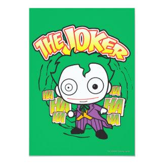 Carte Le joker - mini