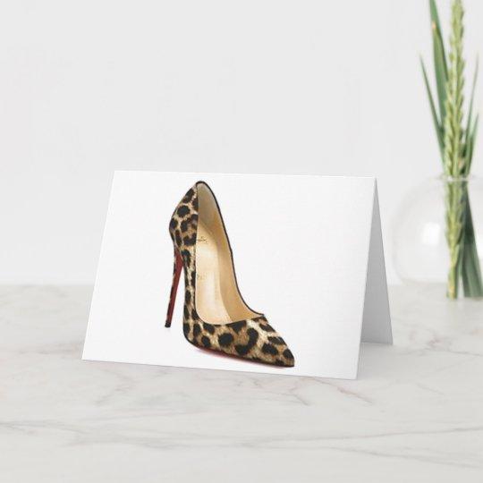 louboutin chaussure cendrillon