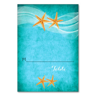 Carte Les étoiles de mer appareillent et voilent la