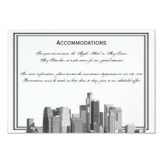 Carte Logement de mariage de destination de Houston