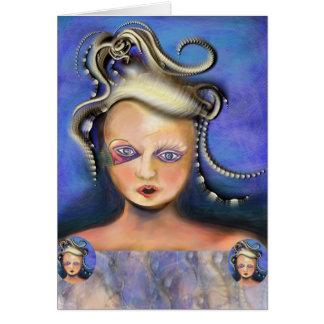 Carte mal comprise de méduse par Anjo Lafin