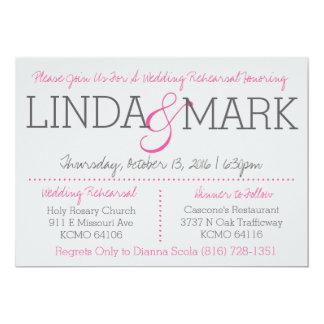 Carte Marque et répétition de Linda