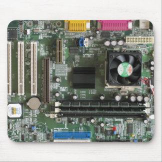 Carte mère Mousepad de l'électronique d'ordinateur Tapis De Souris