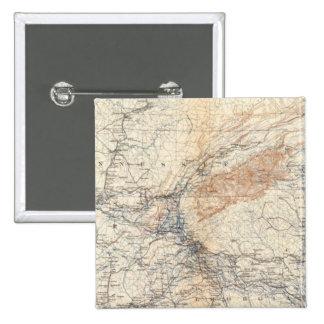 Carte militaire, POIDS Sherman Badge Carré 5 Cm