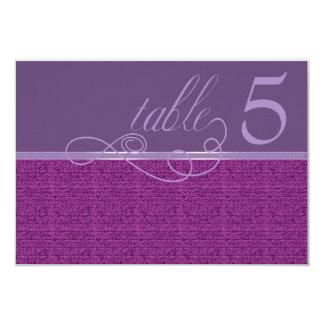 Carte moderne de Tableau de prune d'armure Carton D'invitation