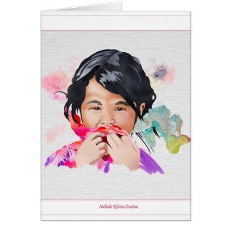 """carte """"mongolian"""""""