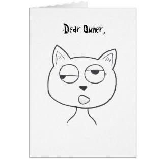 Carte morte d'écureuil de Stinkeye