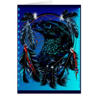 Carte noire d'Ealge Dreamcatcher