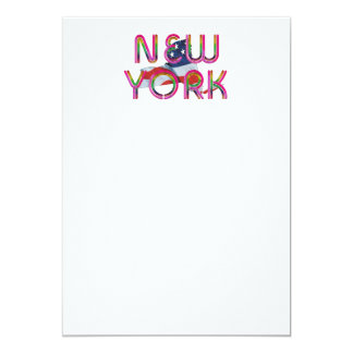 Carte Patriote de New York de PIÈCE EN T