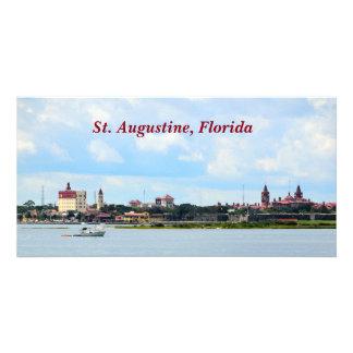 Carte Paysage de St Augustine, la Floride
