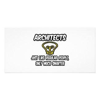 Carte Personnes régulières d'architectes…, seulement
