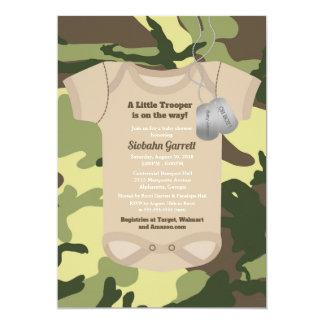 Carte Petite armée de soldat de la cavalerie ou baby