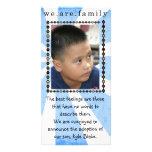 carte photo d'adoption photocartes personnalisées