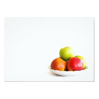 Carte Pommes