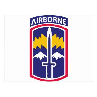 Carte Postale 171st Brigade d'infanterie - aéroportée