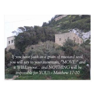 Carte Postale 17h20 de Matthew