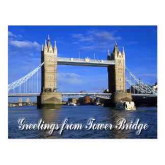carte postale 19 de Londres