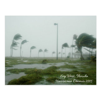 Carte postale 2005 de Dennis Key West la Floride