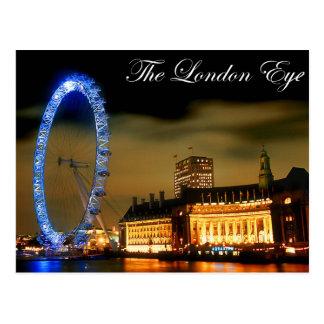 carte postale 22 de Londres