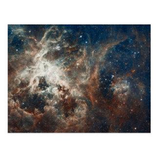 Carte Postale 30 groupes de nébuleuse et d'étoile de Doradus
