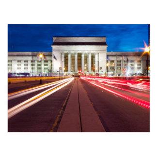 Carte Postale 30ème Station Philadelphie de rue